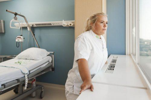 Coaching zorgverleners verpleegkundigen